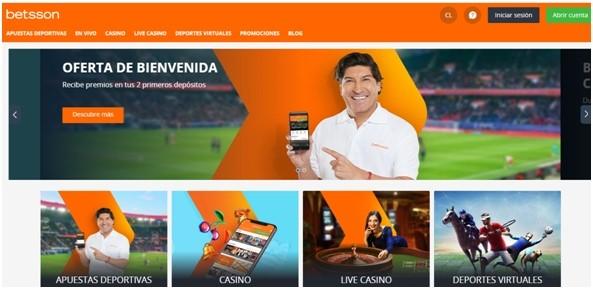 Betsson Apuestas Deportivas Online