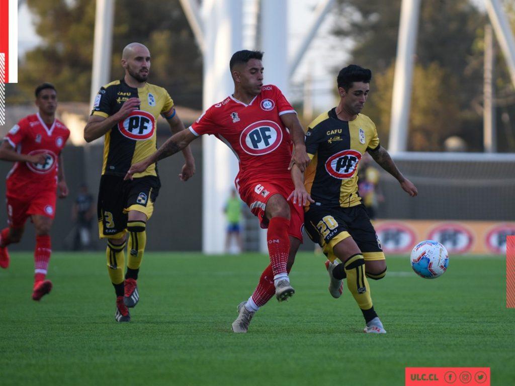 Fotografía Liga-de-futbol-chileno-La-Calera