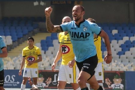 Fotografía Jornada 17 de la liga chilena