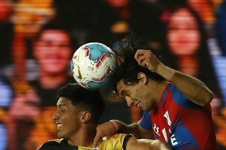 Fotografía jornada 20 de la liga chilena Los cruzados