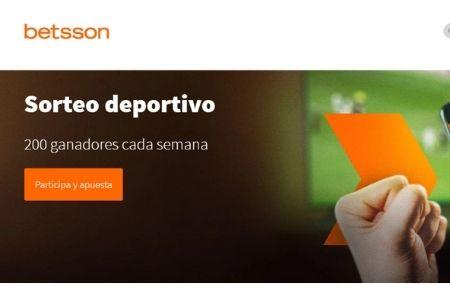 promociones de apuestas en Betsson