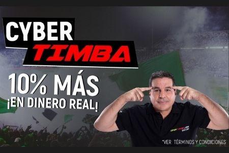 Fotografía promociones de apuestas sportimba ciber timba