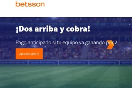Doss arriba y cobra promoción Betsson Chile