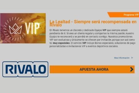 promociones de apuestas en Rivalo Chile