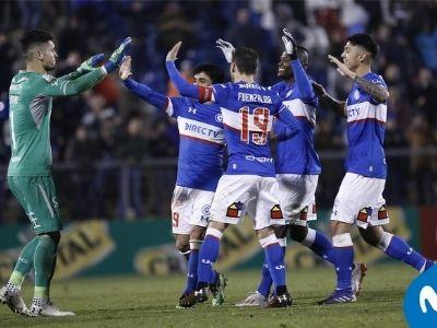 jornada 32 del fútbol chileno