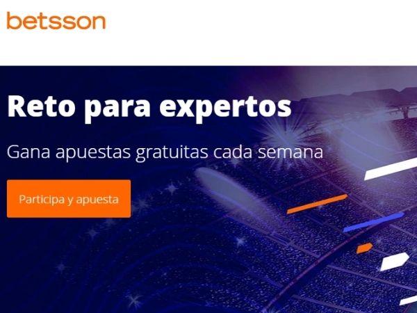 promociones de apuestas y casinos en Betsson