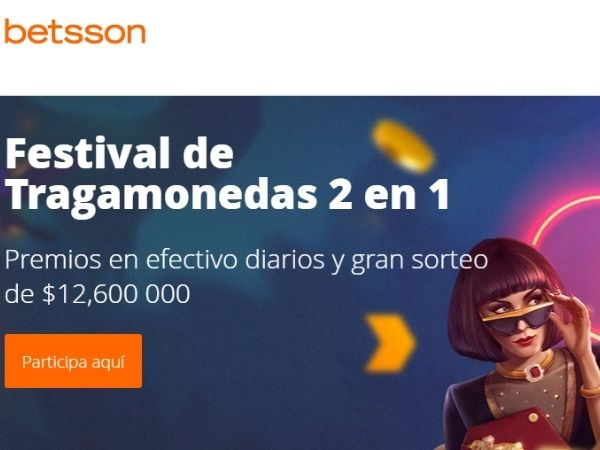 festival de slots en Betsson
