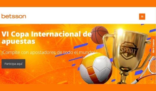 Promociones de apuestas y casino en marzo 2021 VI Copa Internacional de apuestas