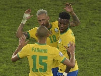 apuesta en la final de la Copa América Brasil vs Argentina
